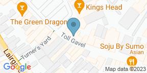 Google Map for Carluccio's - Beverley