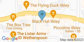 Google Map for Box Tree Restaurant