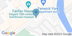 Google Map for 31 Castlegate Restaurant