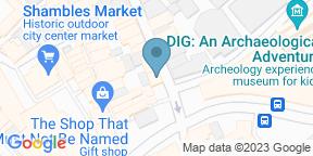 Google Map for Trio mezze tapas bar
