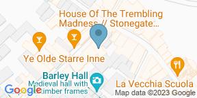 Google Map for Nola