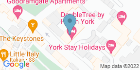 Google Map for The Yorkshire Bar and Grill