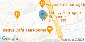 Google Map for The Ivy Harrogate