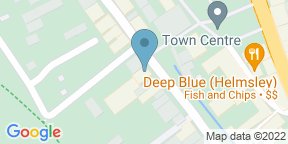 Google Map for The Market Grill Helmsley