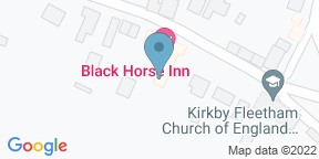 Google Map for The Black Horse