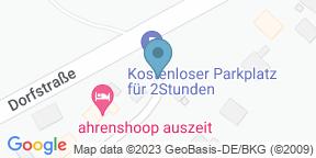 Google Map for Weitblick THE GRAND Ahrenshoop