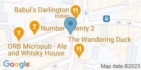 Google Map for Macy Browns Darlington
