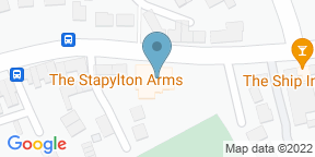 Google Map for Stapylton Arms Middlesbrough
