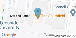 Google Map for The Southfield Middlesbrough