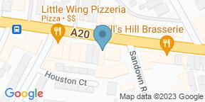 Google Map for Bistro Este