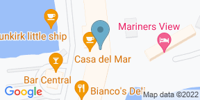 Google Map for Wallis & Co
