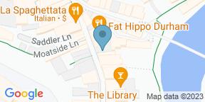 Google Map for Bill's Restaurant & Bar - Durham