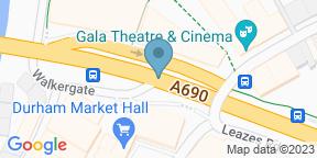 Google Map for Slug & Lettuce - Durham