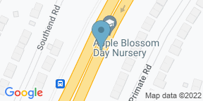 Google Map for Toby Carvery - Barnes Park