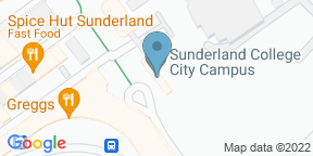 Google Map for City Bistro