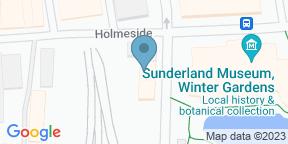 Google Map for Yates Sunderland