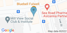 Google Map for Bluebell Fulwell Sunderland