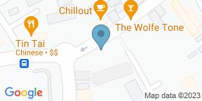 Warehouse Bar & Kitchen auf Google Maps