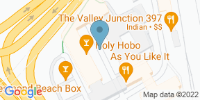 Google Map for As You Like It