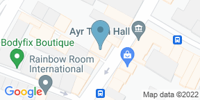 Google Map for The Smoking Goat Bar and Grill