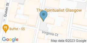 Google Map for The Spiritualist Glasgow