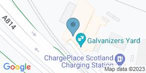 Google Map for Acid Bar, SWG3