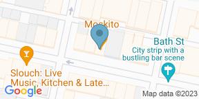 Google Map for Moskito - Food