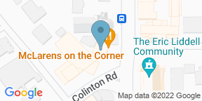 Google Map for McLarens on the Corner - Bar & Terrace