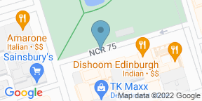 Google Map for The Ivy on the Square