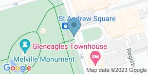 Google Map for Forth Floor Restaurant Edinburgh
