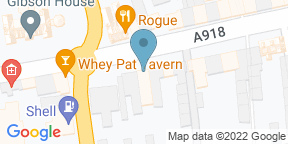 Google Map for The Saint