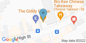 Google Map for The Giddy Goose - Forfar