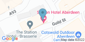 Google Map for The Station Hotel - Brasserie
