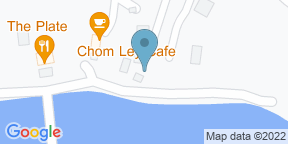 Google Map for The Cliff Bar & Grill