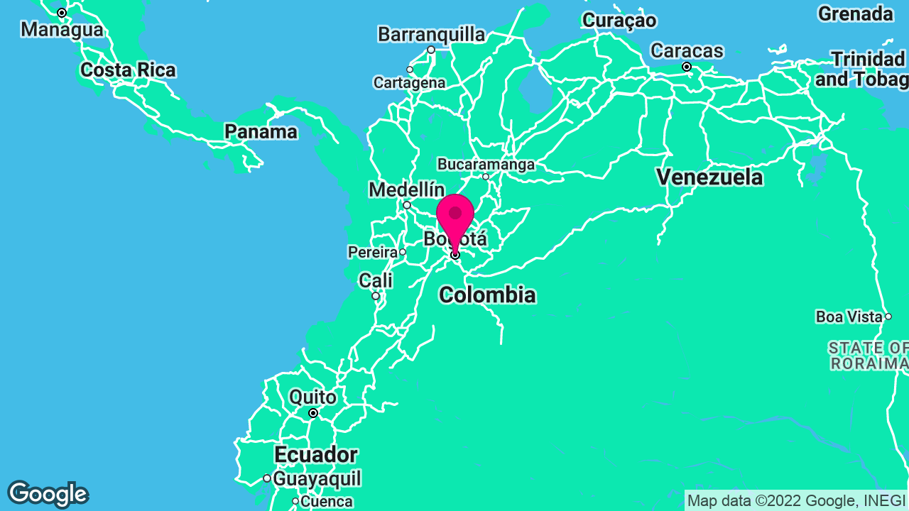 Business Strategy Experteer for Digital Education Resources in Colombia's map location