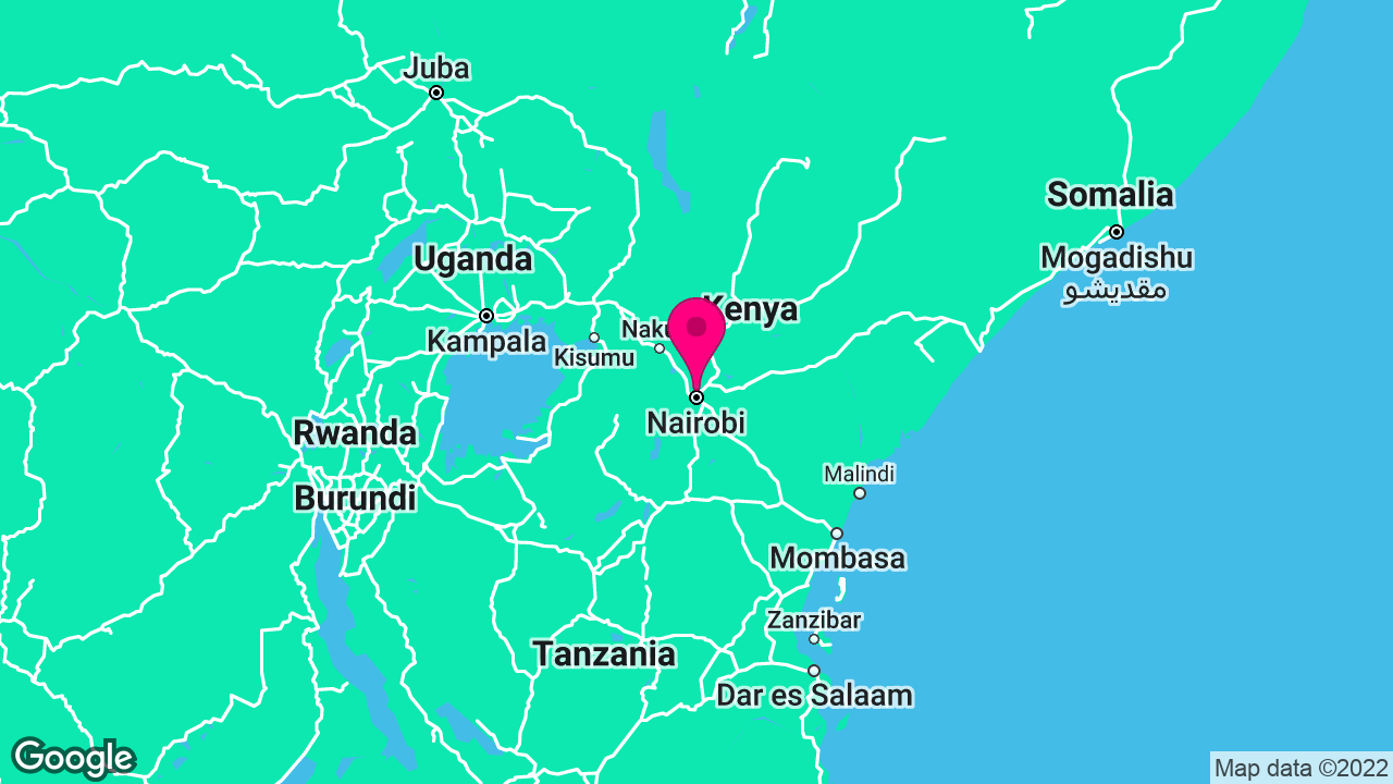 Program Management Support for A Membership-Based Womens Group in Kenya's map location