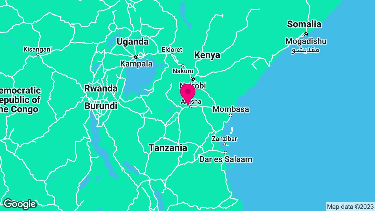 Communications Team Member -Short Term Volunteer 's map location
