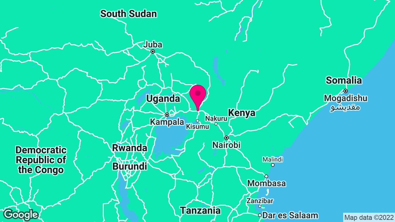 Grant Writer & Resource Mobilizer to Support Children in Kenya's map location