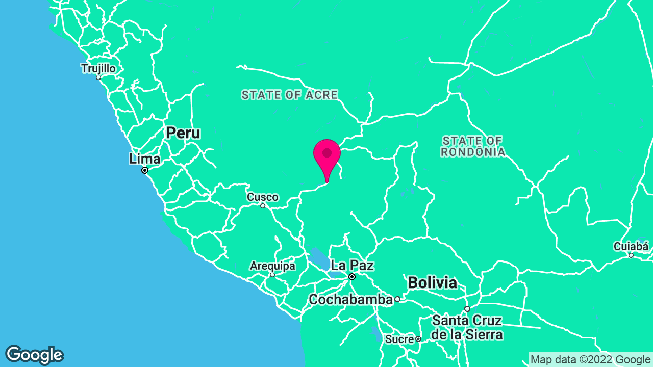 Fundraiser/Marketer to Protect the Amazon Rainforest's map location