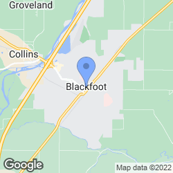 Work done in Blackfoot, Idaho, ID