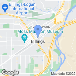 Work done in Billings, Montana, Montana