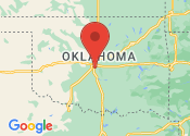 Moore, Oklahoma Map