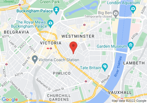 Westminster location