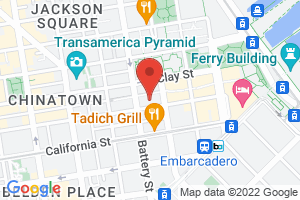 Map image for San Francisco Foundation