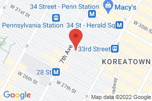 Map image for New York Lawyers for Public Interest