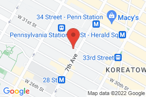 Map image for Retail, Wholesale and Department Store Union (RWDSU)