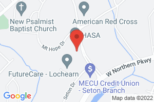 Map image for Baltimore Teachers Union