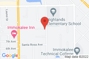 Map image for Coalition of Immokalee Workers