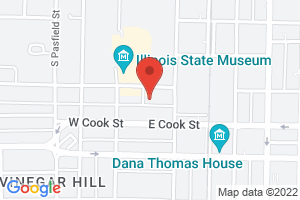 Map image for Illinois Education Association