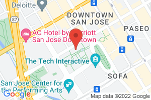 Map image for Joint Venture Silicon Valley Network